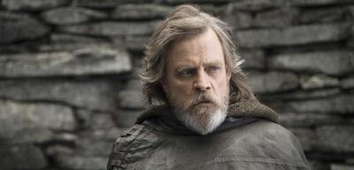 Luke Skywalker in Die letzten Jedi