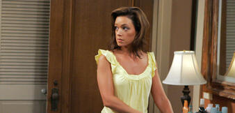 Leah Remini in King of Queens