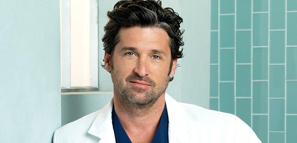 Grey\'s Anatomy - Patrick Dempsey für TV-Spot noch einmal als ...