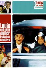 Louis und seine außerirdischen Kohlköpfe Poster