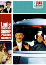 Louis und seine außerirdischen Kohlköpfe - Poster