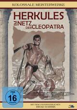 Herkules im Netz der Cleopatra - Poster