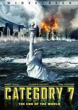 Category 7 -– Das Ende der Welt - Poster