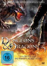 Dungeons & Dragons 3 - Das Buch der dunklen Schatten - Poster