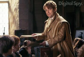Hugh Grant als Gilderoy Lockhart