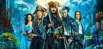 Bild zu:  Pirates of the Craibbean: Fremde Gezeiten