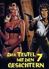 Der Teufel hat sieben Gesichter - Poster