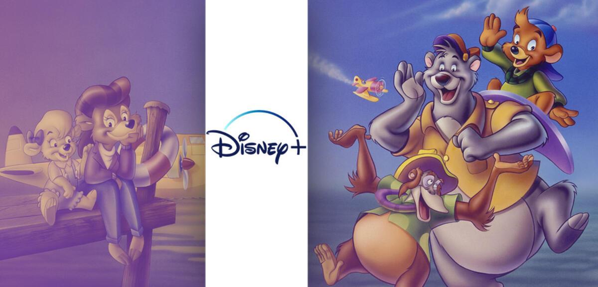 Fehlende Serien bei Disney+: Käpt'n Balu und 10 weitere Kultserien vermisst