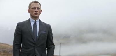 Daniel Craig in James Bond 007 - Skyfall