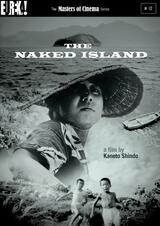 Die nackte Insel - Poster