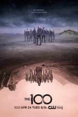 The 100 - Staffel 5 - Poster