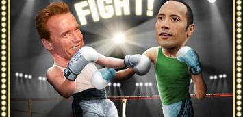 Bild zu:  Fight der Woche