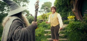 Der (spießige) Hobbit: Martin Freeman als Bilbo