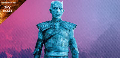 Der Nachtkönig aus Game of Thrones