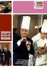 Scharfe Kurven für Madame - Poster