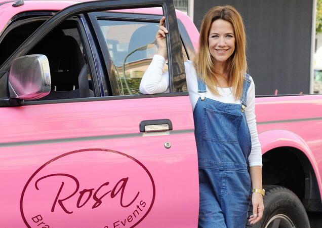 Einfach Rosa - Die Hochzeitsplanerin