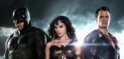 Die mächtigste Dreifaltigkeit: Batman, Wonder Woman und Superman
