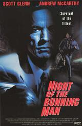 Night of the Running Man - Poster
