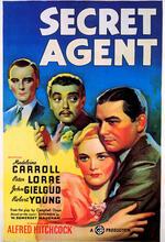 Geheimagent Poster