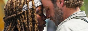 Michonne und Rick