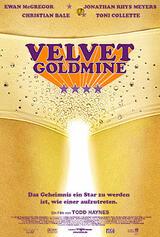 Velvet Goldmine - Poster