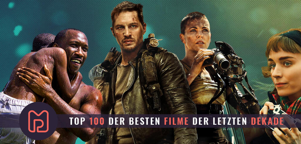 Die 100 besten Filme der letzten 10 Jahre