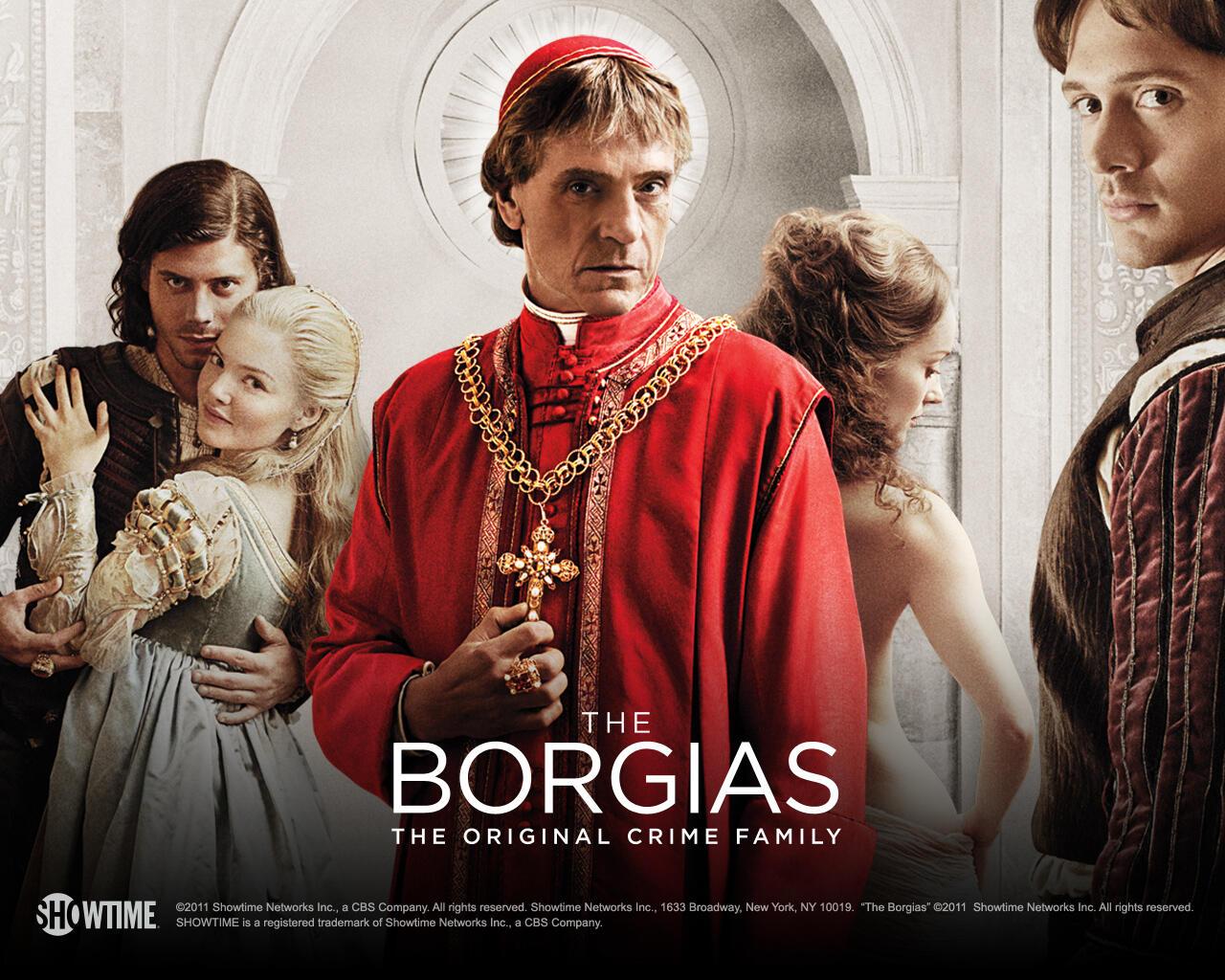 Die Borgias Stream