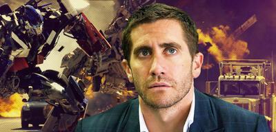 Transformers und Jake Gyllenhaal