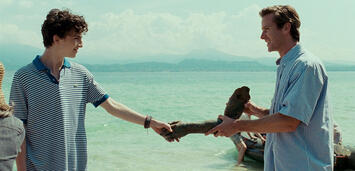 Bild zu:  Call Me By Your Name