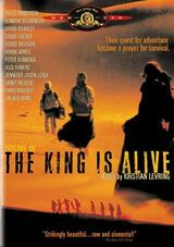 The King is Alive - Poster