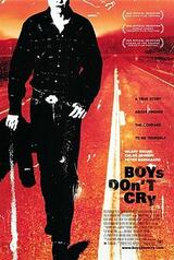 Boys Don't Cry - Poster