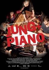 Jung & Piano - Grand Prix der Pianisten - Poster