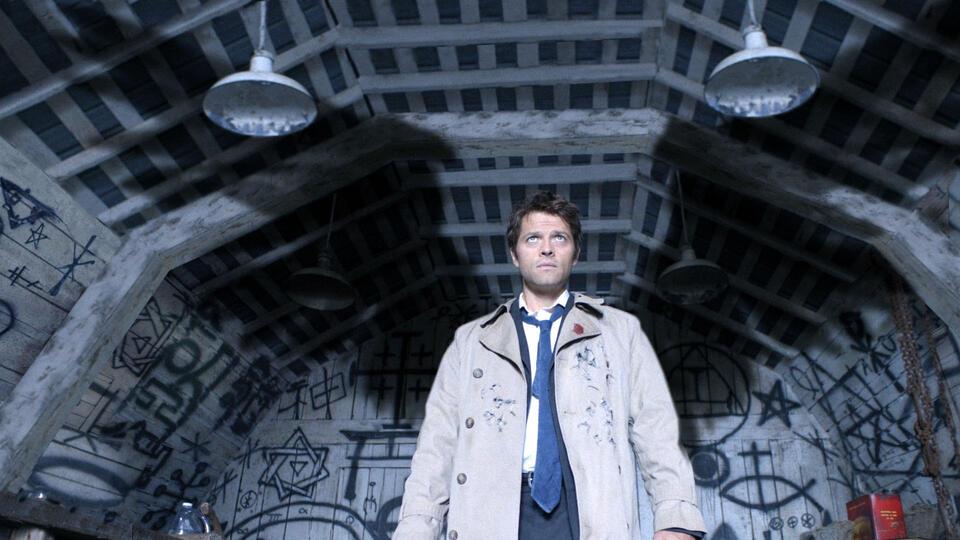 Supernatural mit Misha Collins
