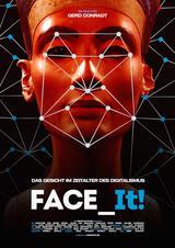 Face_It! - Das Gesicht im Zeitalter des Digitalismus - Poster