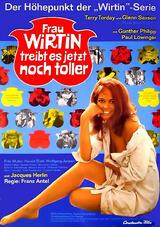 Frau Wirtin treibt es jetzt noch toller - Poster