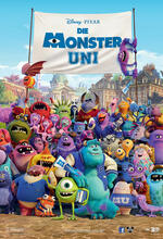 Die Monster Uni Poster