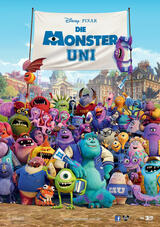 Die Monster Uni - Poster