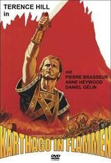 Karthago in Flammen - Poster