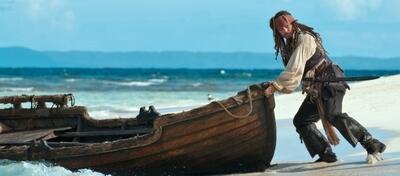 Captain Jack Sparrow nimmt Kurs auf Teil 5