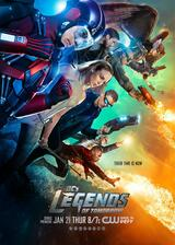 Legends of Tomorrow - Staffel 1 - Poster
