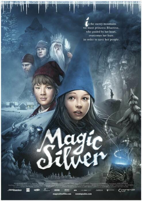 Das Geheimnis des magischen Silbers Poster 2
