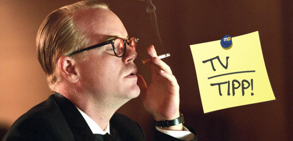 Capote mit Philip Seymour Hoffman