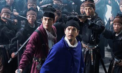 Detective Dee und die Legende der vier himmlischen Könige mit Mark Chao und Kenny Lin - Bild 6