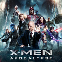 X-Men Apocalypse 2016 HC HDRip XviD AC3-EVO