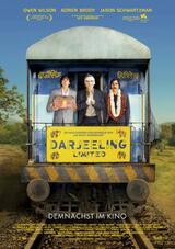 Darjeeling Limited - Poster