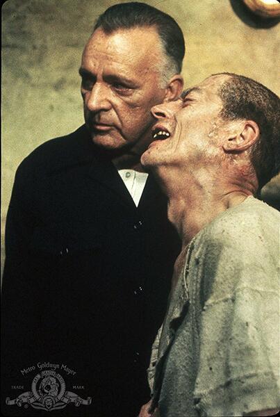 1984 mit Richard Burton