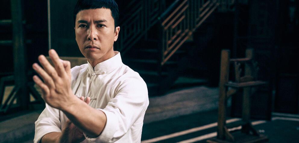 Donnie Yen in Ip Man 3