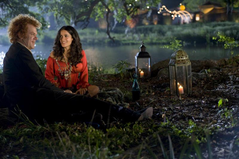 Mitternachtszirkus - Willkommen in der Welt der Vampire mit Salma Hayek und John C. Reilly