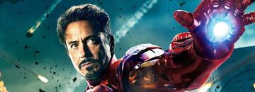 Robert Downey Jr. als Iron Man in The Avengers
