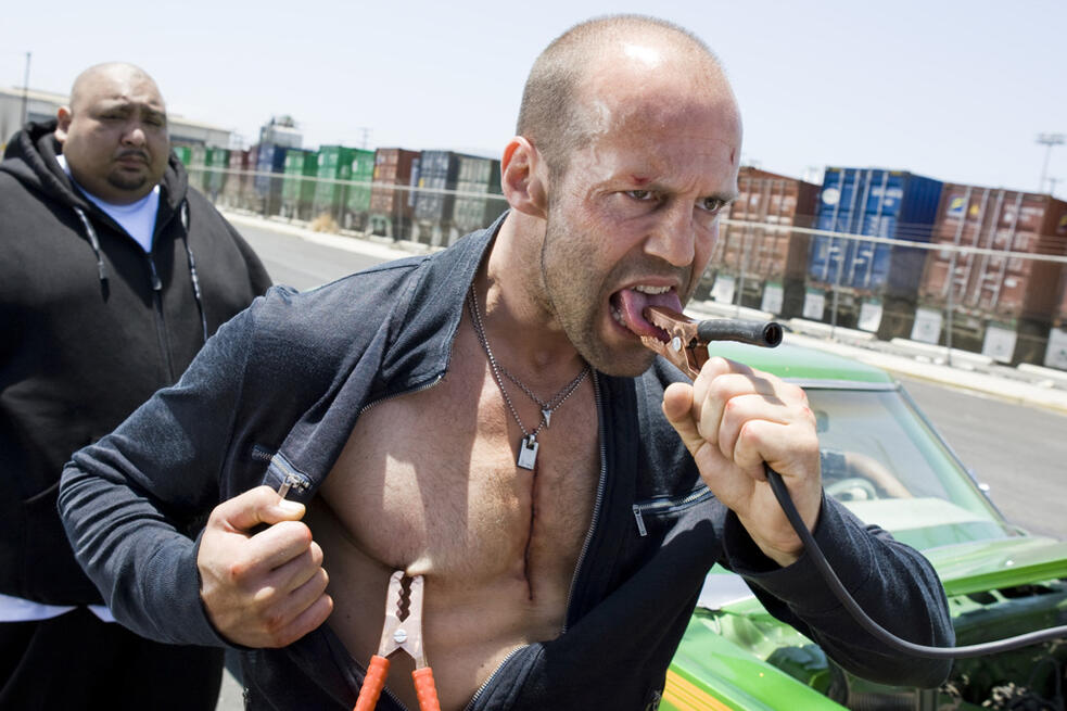 Crank 2: High Voltage mit Jason Statham